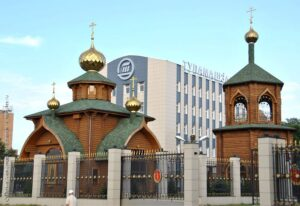 Церковь Владимира Равноапостольного при Туламашзаводе, Тула