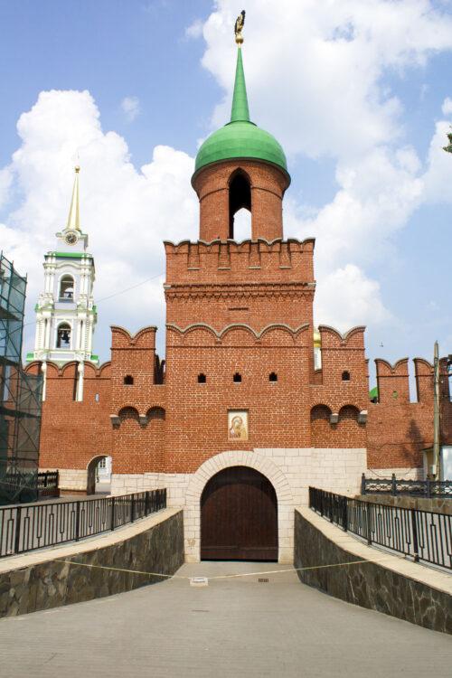 Одоевская башня Тульского Кремля, Тула
