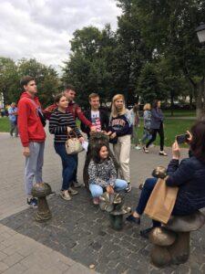 Экскурсия по Туле. Сказочная полянка, Кремлёвский сад, Тула