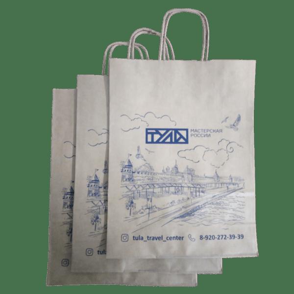 Пакет крафтовый Тула