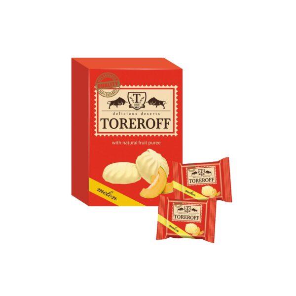 Torreroff зефир со вкусом дыни