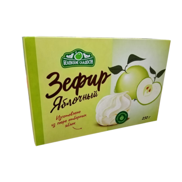 Белёвский зефир со вкусом яблока