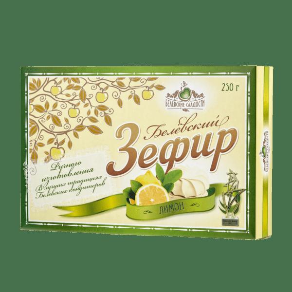 Зефир Белёвский лимонный