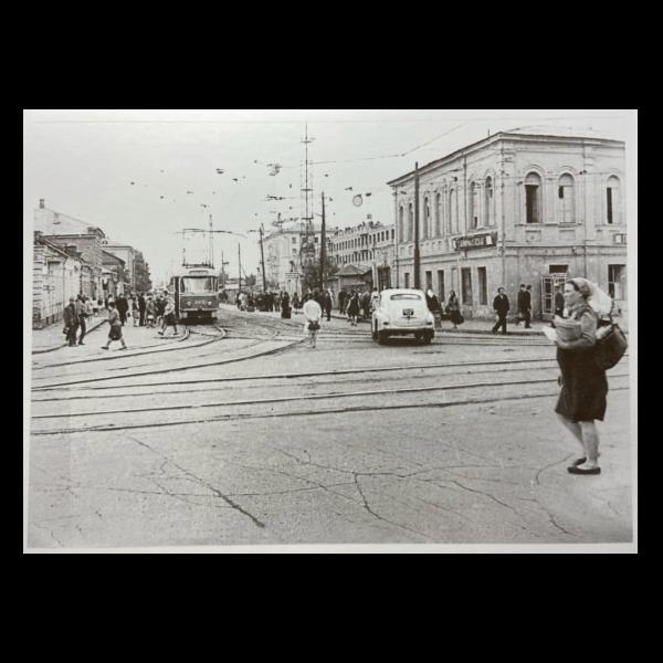 открытка Тула начало XX века