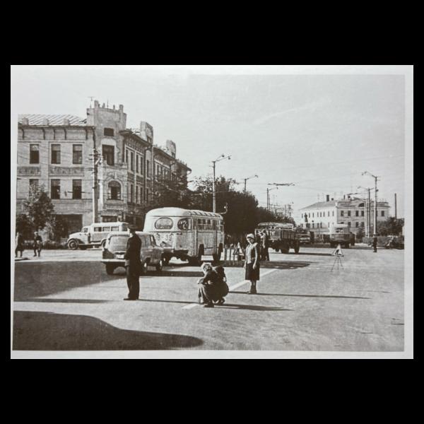 открытка город Тула начало XX в.