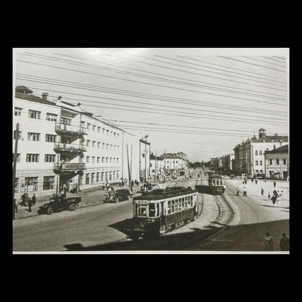 открытка город Тула начало 20 века