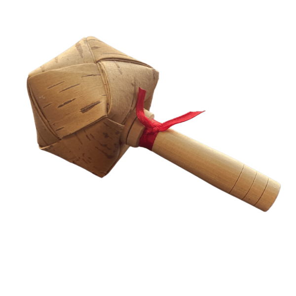 Погремушка на палочке