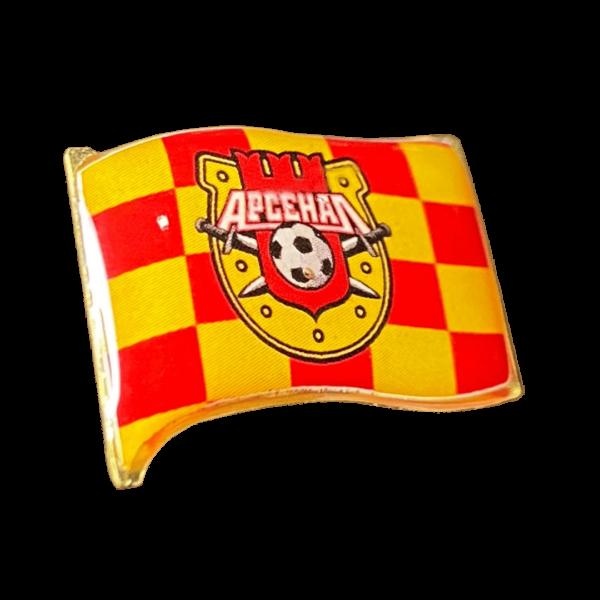 Значок Арсенал флаг